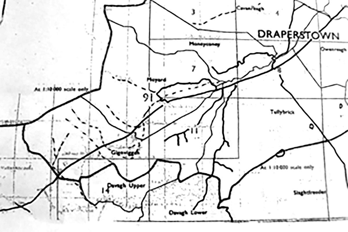 glenviggan map